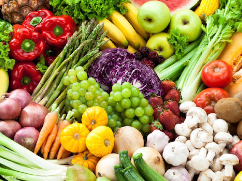 Fruits,